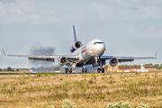 N522FE - FedEx Federal Express McDonnell Douglas MD-11F aircraft