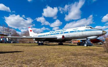 СССР-45017 - Aeroflot Tupolev Tu-124Sh