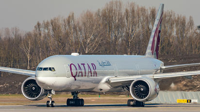 A7-BAO - Qatar Airways Boeing 777-300ER