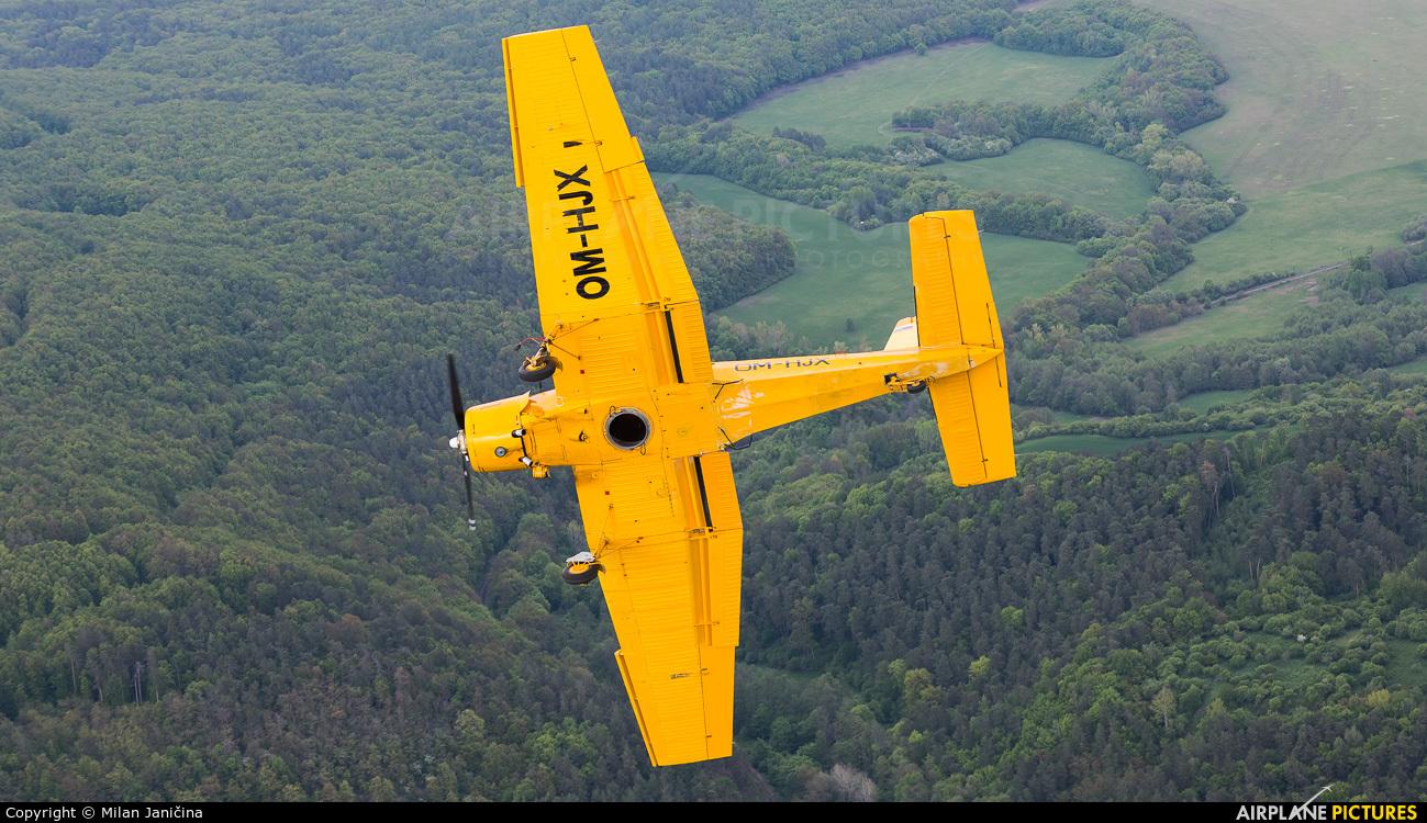 Aero Slovakia OM-HJX aircraft at In Flight - Slovakia