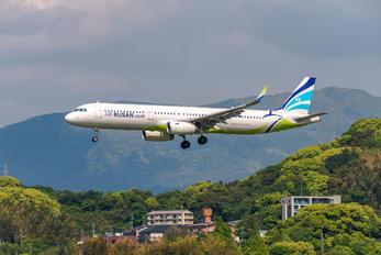 HL8099 - Air Busan Airbus A321