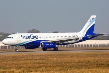 VT-IHR - IndiGo Airbus A320