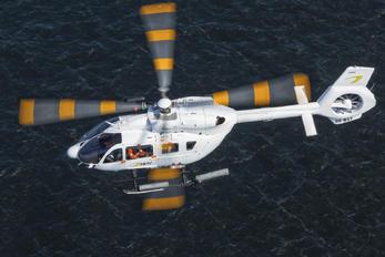 OO-NST - NHV - Noordzee Helikopters Vlaanderen Airbus Helicopters H145