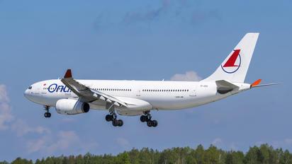 TC-OCG - Onur Air Airbus A330-200