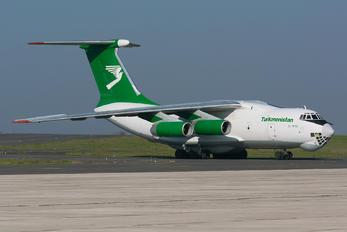 EZ-F426 - Turkmenistan Airlines Ilyushin Il-76 (all models)