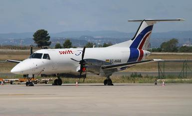EC-HAK - Swiftair Embraer EMB-120 Brasilia
