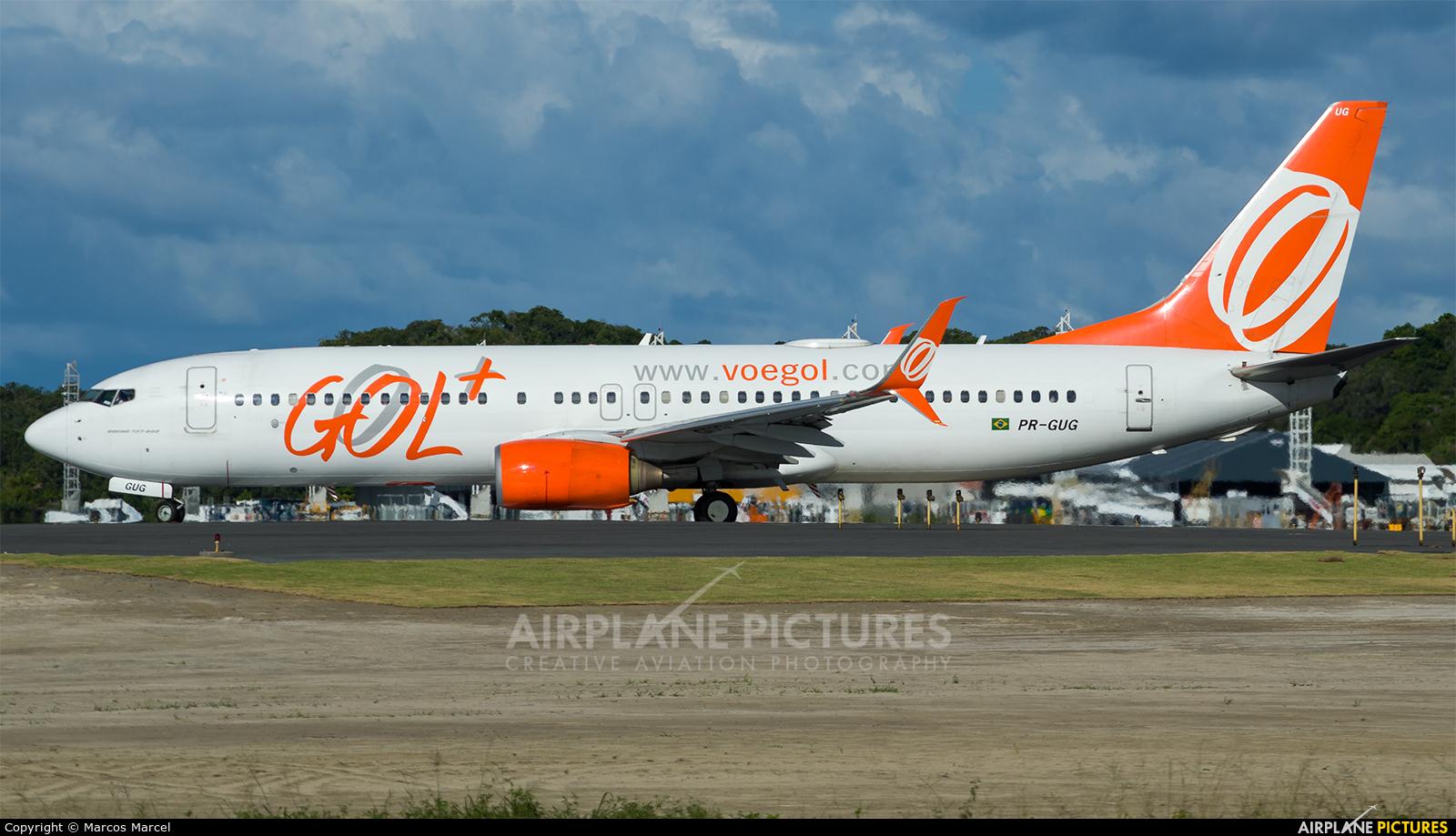 GOL Transportes Aéreos  PR-GUG aircraft at Salvador - Deputado Luis Eduardo Magalhaes