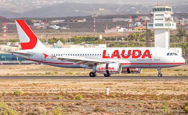 OE-IHH - LaudaMotion Airbus A320