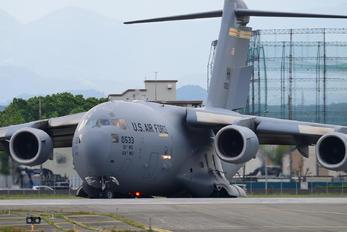 00-0533 - USA - Air Force Boeing C-17A Globemaster III