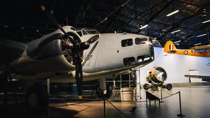 NZ2013 - New Zealand - Air Force Lockheed Hudson IIIA