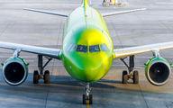 VP-BTU - S7 Airlines Airbus A319 aircraft