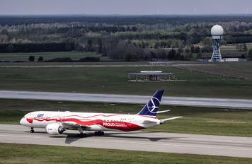 SP-LSC - LOT - Polish Airlines Boeing 787-9 Dreamliner