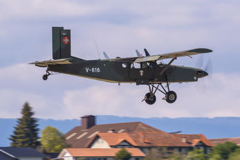 V-616 - Switzerland - Air Force Pilatus PC-6 Porter (all models)