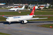 First visit of Turkish Cargo A330F to Porto title=