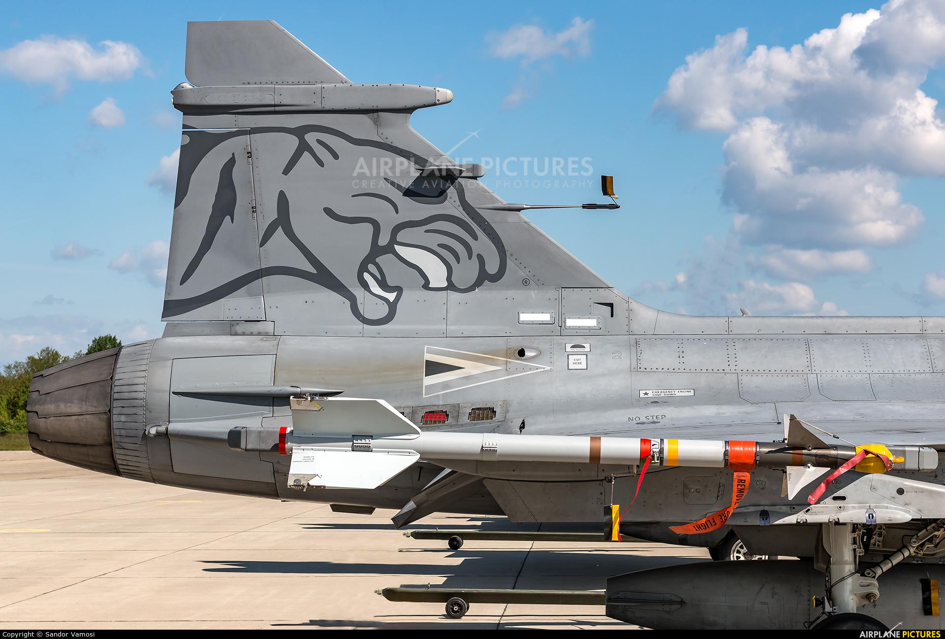 Hungary - Air Force 40 aircraft at Papa