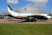 KlasJet Boeing 737-500 visited East Midlands title=