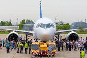 73054 - Irkut Irkut MS-21 aircraft