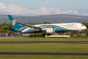 A4O-SD - Oman Air Boeing 787-9 Dreamliner aircraft
