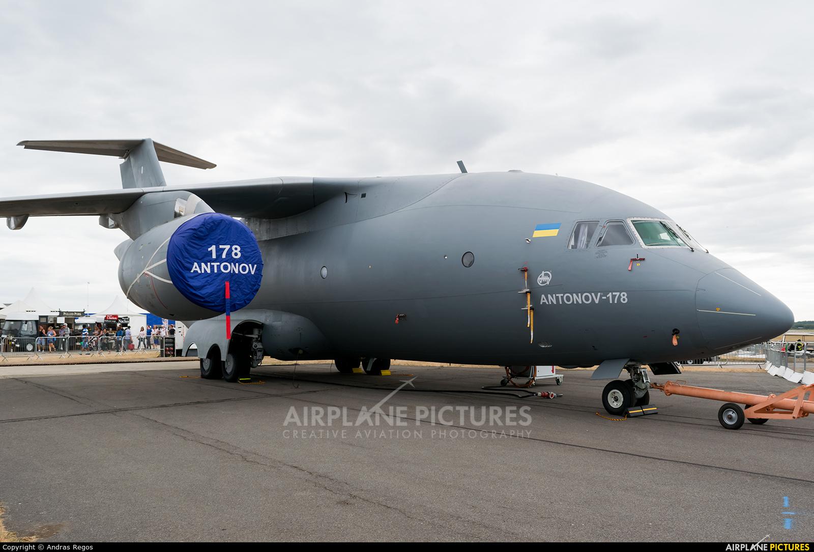 Antonov Airlines /  Design Bureau UR-EXP aircraft at Farnborough