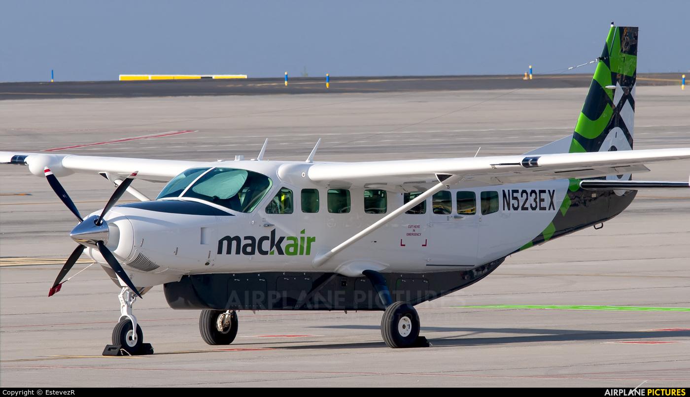 Mack Air N523EX aircraft at Tenerife Sur - Reina Sofia