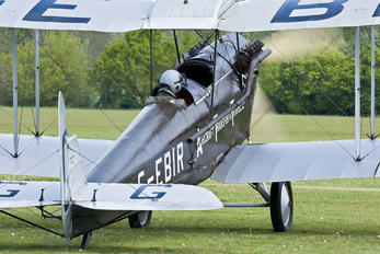 G-EBIR - The Shuttleworth Collection de Havilland DH. 60 Moth