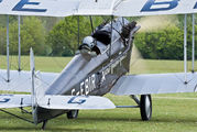 G-EBIR - The Shuttleworth Collection de Havilland DH. 60 Moth aircraft