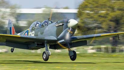 G-CICK - Aero Legends Supermarine Spitfire LF.IXe
