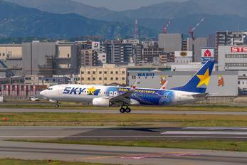 JA73NQ - Skymark Airlines Boeing 737-800