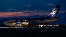 JA356K - ANA Wings Boeing 737-500 aircraft