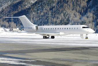 HB-JSK - Execujet Europa AS Bombardier BD-700 Global 6000
