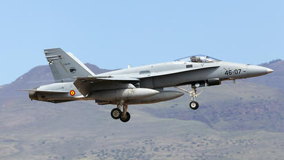 C.15-79 - Spain - Air Force McDonnell Douglas F/A-18A Hornet