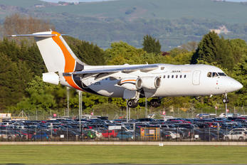 G-JOTR - Jota Aviation British Aerospace BAe 146-200/Avro RJ85