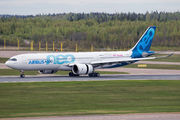 First visit of Airbus A330neo to Helsinki title=