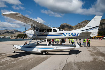 N206MX - Private Cessna 206 Stationair (all models)