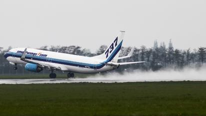 N277EA - SmartWings Boeing 737-800
