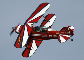 EC-FRB - Private Pitts S-2B Special