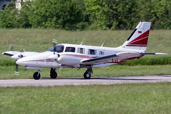D-GAHB - Private Piper PA-34 Seneca