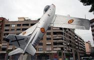C.5-5 - Spain - Air Force North American F-86F Sabre aircraft