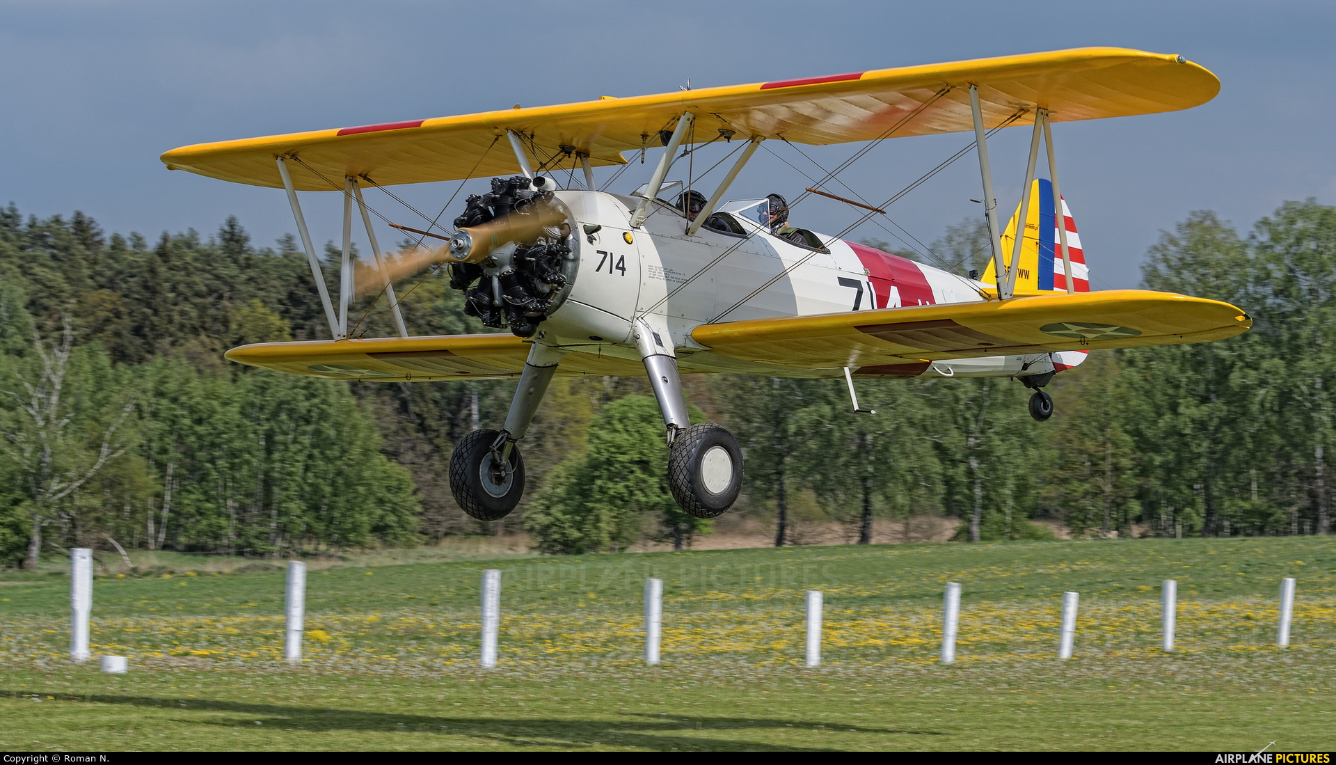 Private SP-YWW aircraft at Off Airport - Poland
