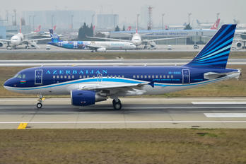 4K-8888 - Azerbaijan - Government Airbus A319 CJ