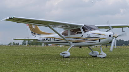 OK-VUA14 - Private TL-Ultralight TL-3000 Sirius