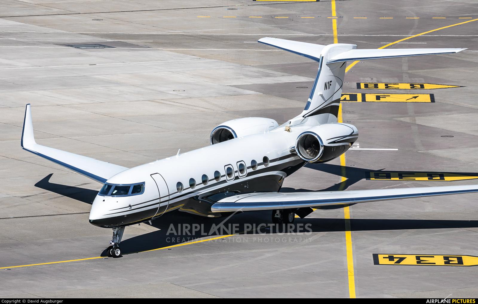 Private N1F aircraft at Zurich