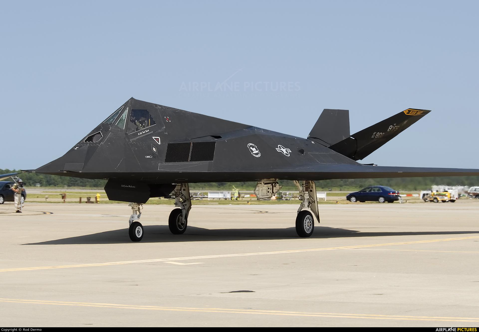 USA - Air Force 82-0800 aircraft at Oceana NAS