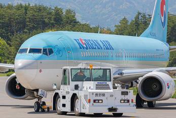 HL8246 - Korean Air Boeing 737-800