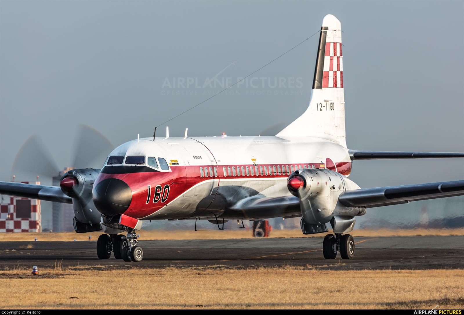 Japan - Air Self Defence Force 12-1160 aircraft at Iruma AB