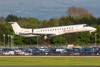 G-SAJG - Loganair Embraer EMB-145
