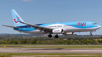 G-FDZF - TUI Airways Boeing 737-800
