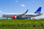 SE-ROA - SAS - Scandinavian Airlines Airbus A320 NEO aircraft