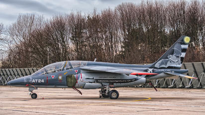 AT24 - Belgium - Air Force Dassault - Dornier Alpha Jet 1B