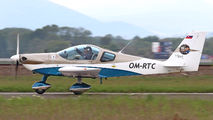 OM-RTC - Private Viper SD4 aircraft